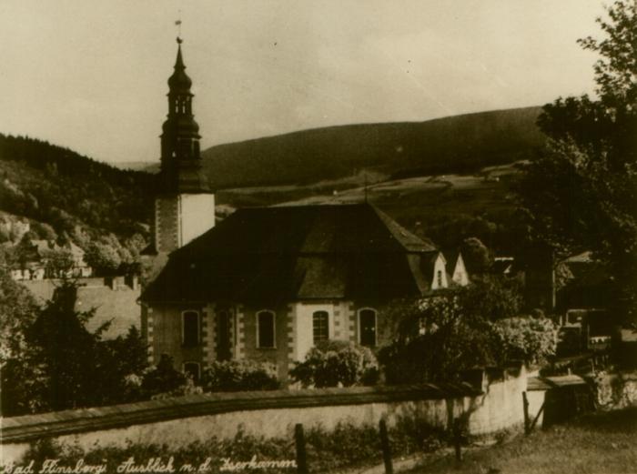 Kościół Ewangelicki w Świeradowie Zdroju