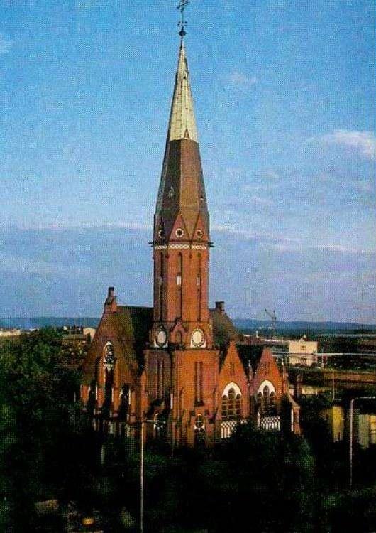 Kościół Trójcy Świętej w Szczecinie