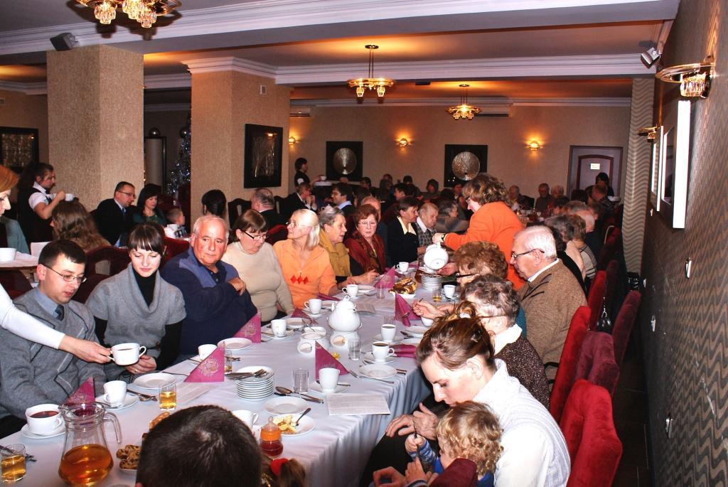 Międzyparafialne Spotkanie Adwentowe w Lubaniu 15 12 2012