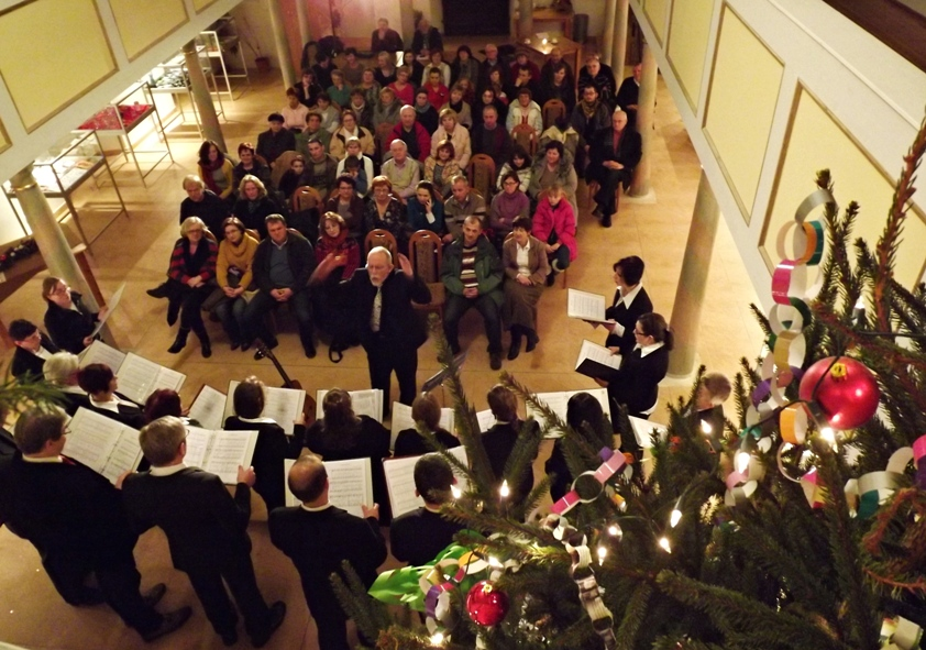 Koncert Chóru Ekumenicznego w Kromnowie