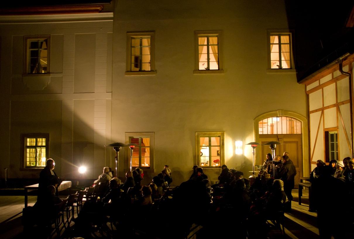 Nabożeństwo ewangelickie w Pakoszowie 1.01.2013