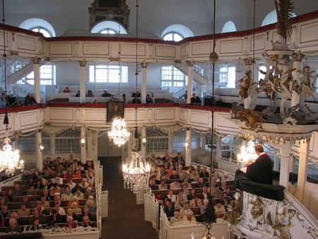 Kazania wygłosili biskupi: Ryszard Bogusz i Hans Wilhelm Pietz