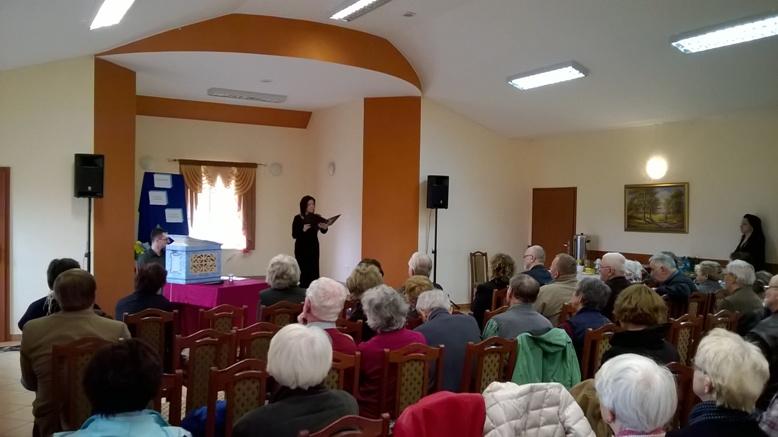Koncert na rzecz kościoła ewangelickiego w Żeliszowie 9 04 2016